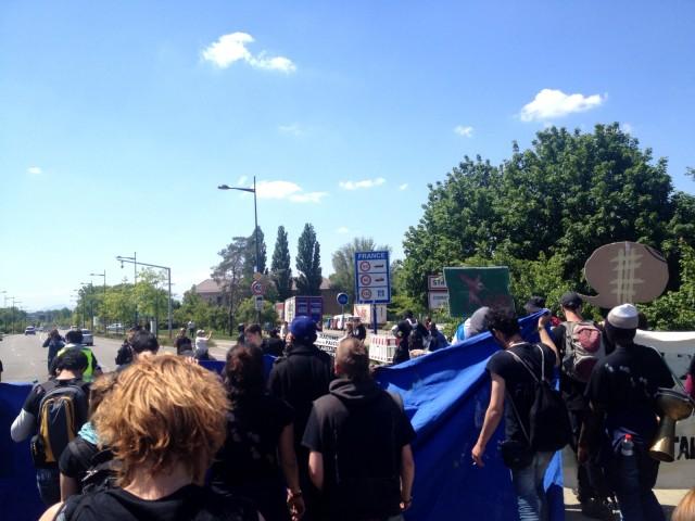 March for Freedom Kehl - Strasbourg